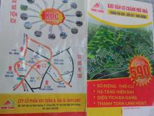 Dự án Khu dân cư Chánh Phú Hòa: Có sự bắt tay ngầm giữa chủ đầu tư và đơn vị môi giới để bán đất vẽ?