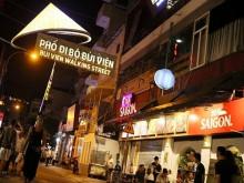 """Những """"khu phố quốc tế"""" thu nhỏ tại TP. Hồ Chí Minh"""