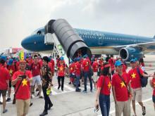 Nở rộ tour sang Malaysia cổ vũ tuyển Việt Nam