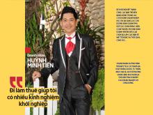 Doanh nhân Huỳnh Minh Tiến: Đi làm thuê giúp tôi có nhiều kinh nghiệm khởi nghiệp