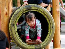Ford Việt Nam góp sức xây dựng sân chơi tái chế cho trẻ em tại huyện Đông Anh
