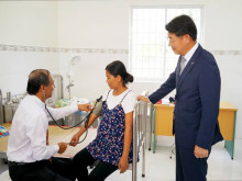 Hanwha Life xây dựng Trung tâm y tế tại Trà Vinh