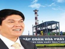 Lý do bất ngờ khiến ông chủ Hòa Phát tuột mất danh hiệu tỷ phú USD