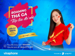 AFF Cup 2018: VinaPhone tiếp sức đội tuyển Việt Nam và CĐV tại Malaysia bằng món quà ý nghĩa