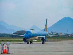 Vietnam Airlines mở đường bay TP. Hồ Chí Minh - Vân Đồn