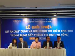 Đà Nẵng: Triển khai ứng dụng Chatbot 1022