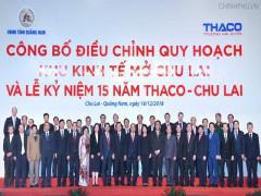 Thaco - Chu Lai là một điển hình của sự hợp tác giữa doanh nghiệp trong nước và nước ngoài