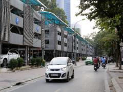 Quy hoạch giao thông tĩnh: Ưu tiên bãi đỗ xe ngầm và cao tầng