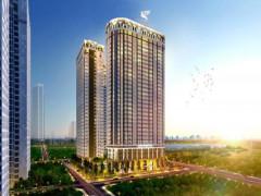 Cận cảnh dự án xanh bên trục đường nghìn tỷ quận Hoàng Mai