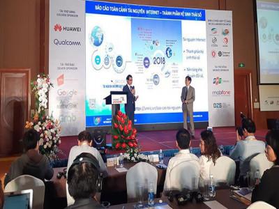 10 tháng Việt Nam có thêm gần 120 nghìn tên miền .vn