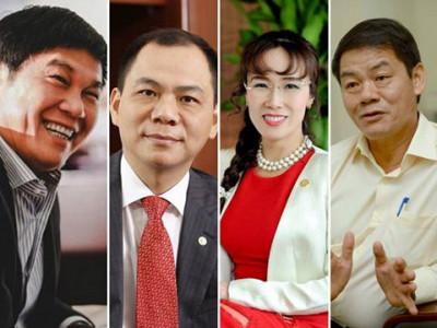 Sự kiện Doanh nhân Việt Nam nổi bật năm 2018