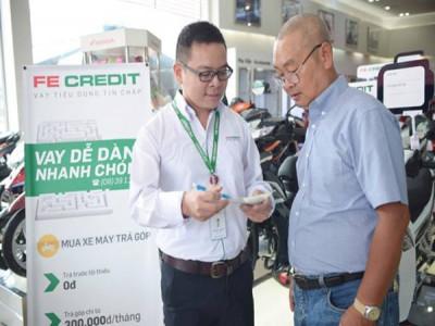 FE Credit đạt lợi nhuận tốt nhất năm 2018