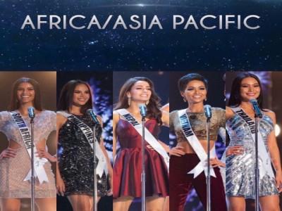 H'Hen Niê làm nên lịch sử khi lọt Top 5 Hoa hậu Hoàn vũ Thế giới 2018