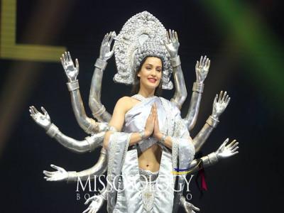 Những trang phục độc đáo nhất Hoa hậu Hoàn vũ 2018