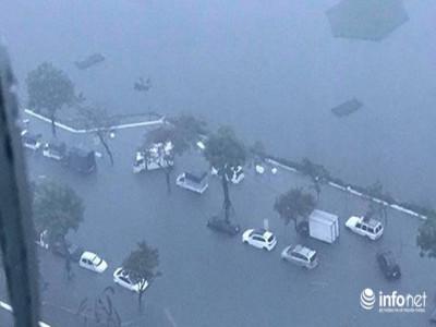 Cập nhật nhanh về tình hình mưa lũ, lũ quét, sạt lở đất, ngập úng ở Nam Trung Bộ