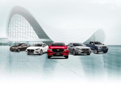 Vượt mốc 120.000 xe: Mazda ưu đãi lên đến 30 triệu đồng