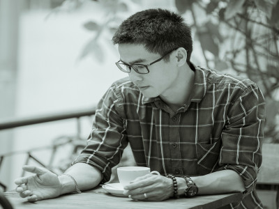 Nhà thơ Nguyễn Phong Việt: Bây giờ tình yêu không phải là tất cả trong cuộc sống của tôi