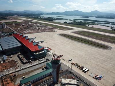 Quảng Ninh: Cảng hàng không Quốc tế Vân Đồn đủ điều kiện đưa  vào khai thác