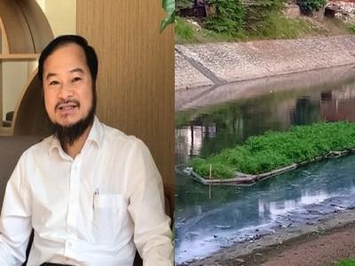 Cải tạo sông Tô Lịch như sông Thames: Tập đoàn đưa ra ý tưởng lên tiếng
