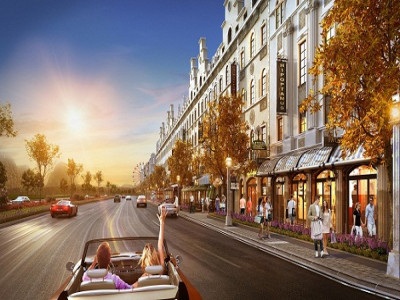 Sun Plaza Grand World - Shophouse Europe chính thức ra mắt tại Hạ Long