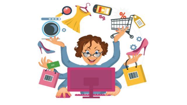 """""""Sân chơi"""" kinh doanh trực tuyến Việt rộng hay hẹp?"""
