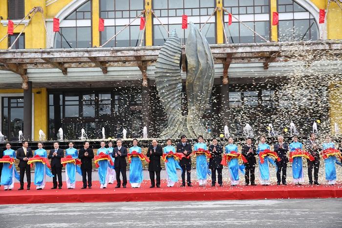 Quảng Ninh đồng loạt khai trương chuỗi 3 dự án giao thông trọng điểm sân bay, cảng biển, cao tốc