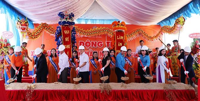 Kim Oanh Group đầu tư 18 tỷ đồng xây trường mầm non cho con em công nhân lao động