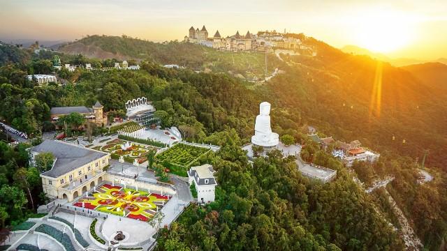 Ngắm dáng chùa Việt trên những đỉnh trời
