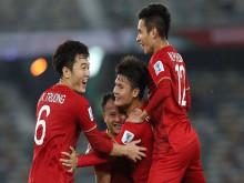 Tuyển Việt Nam gặp Jordan ở vòng 1/8 Asian Cup 2019