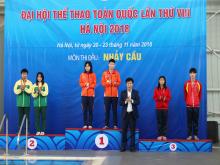 Những sự kiện nổi bật của Thể thao Việt Nam trong năm 2018