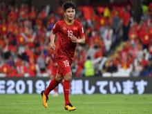 ASIAN CUP 2019: Quang Hải lọt top 5 tài năng