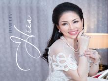 Ca sĩ Thanh Hiền ra mắt album nhạc cùng tên