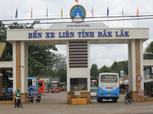 Công ty cổ phần bến xe liên tỉnh Đắk Lắk:  Chủ động phục vụ hành khách đi lại trong dịp tết
