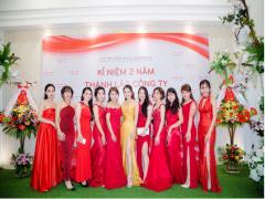 Myle Cosmetic tổ chức gala hoàng tráng kỷ niệm 2 năm thành lập