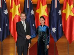 Australia - Việt Nam: Tăng cường hợp tác song phương, thúc đẩy kinh tế