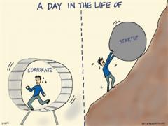 Chọn làm thuê hay khởi nghiệp?
