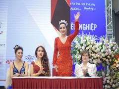 Nữ hoàng Châu Loan đảm nhiệm vai trò cố vấn BGK cuộc thi Master Contest Việt Hàn 2019