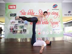 Báo Sài Gòn Tiếp Thị tổ chức thành công cuộc thi Yoga qua ảnh