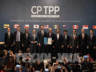 CPTPP có hiệu lực với Việt Nam từ 14/1/2010