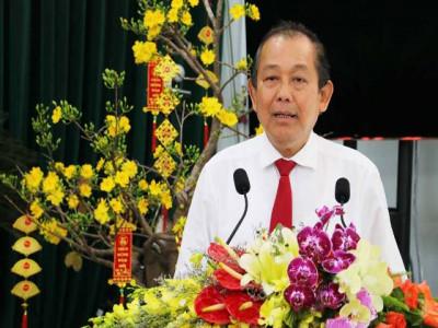 Năm mới thêm sức xuân mới, phát huy bản lĩnh và trí tuệ cộng đồng doanh nghiệp vừa và nhỏ Việt Nam