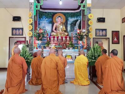 Chùa Phổ Phước tổ chức đại lễ Húy Kỵ lần thứ 5 cho Hòa thượng Thích Thông Nhẫn