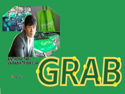 Anthony Tan và hành trình của Grab