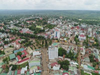 Thị xã Buôn Hồ 10 năm xây dựng và phát triển