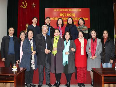 Hàng trăm phụ nữ Thủ đô đã được hỗ trợ khởi nghiệp