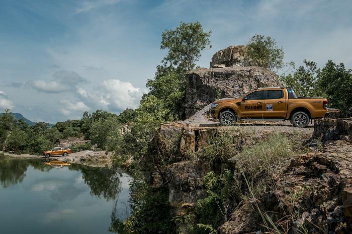 Năm Thứ 10 liên tiếp Ford Ranger đạt doanh số kỷ lục tại Châu Á Thái Bình Dương