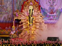 Đức Gyalwang Drukpa chủ trì  đại pháp hội cầu an đầu xuân