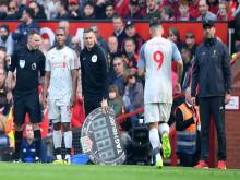 M.U vs Liverpool