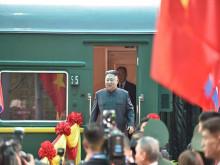 Chủ tịch Triều Tiên Kim Jong Un đã có mặt tại Việt Nam