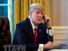 Thượng đỉnh Mỹ - Triều lần 2: Tổng thống Mỹ sẽ điện đàm với Tổng thống Hàn Quốc sớm