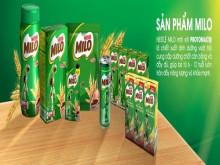 Nestlé MILO: Hơn 10,5 tỷ hộp MILO cho trẻ em Việt Nam